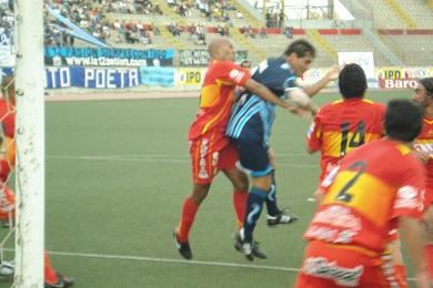 Sport Huancayo vs César Vallejo