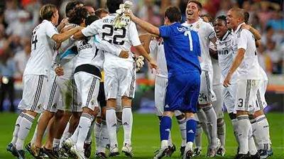 El Real Madrid enfrenta al Hércules en partido amistoso