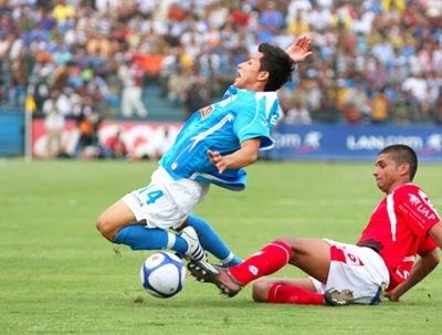 Cienciano vs Sporting Cristal