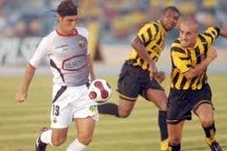 Peñarol vs Barcelona Guayaquil