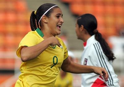 Brasil enfrenta a Ghana