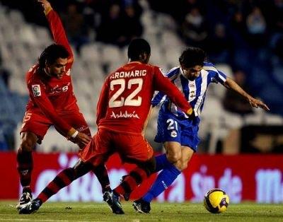 Sevilla FC vs Deportivo de La Coruña