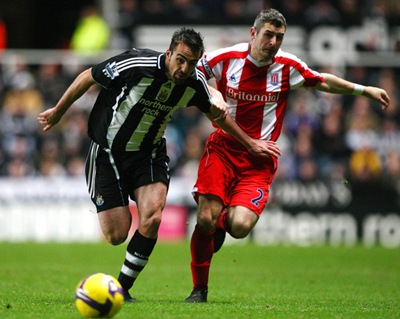 Newcastle United vs Stoke City