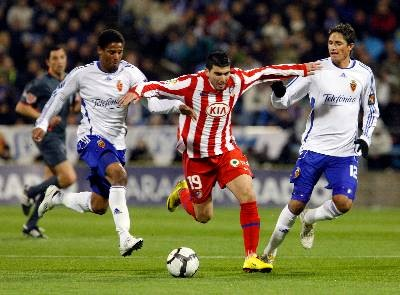Atlético de Madrid vs Real Zaragoza