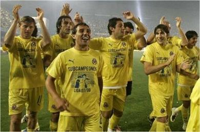 Villarreal CS enfrenta a NK Dinamo Zagreb