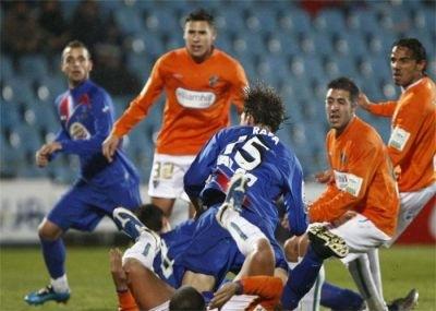 Getafe CF  vs  Málaga CF