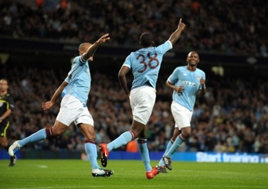 Manchester City enfrenta a Juventus