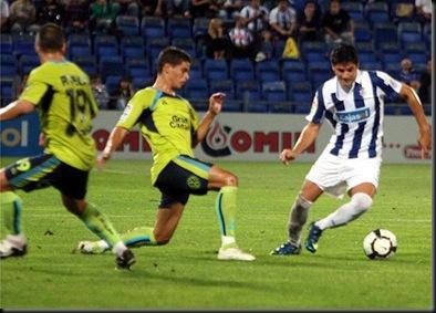 Recreativo de Huelva vs UD Las Palmas