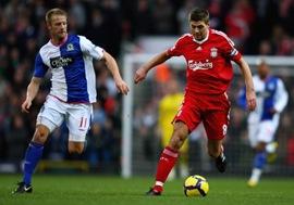 Blackburn Rovers vs iverpool