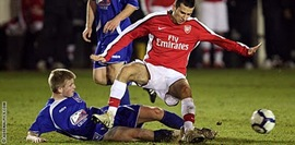 Arsenal vs. Ipswich Town,