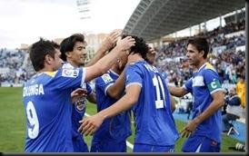 Getafe CF enfrenta  Real Sociedad