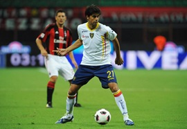 US Lecce vs. AC Milan