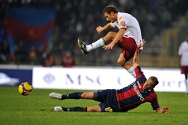 Bologna  vs.  AS Roma