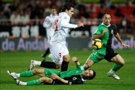 Racing Club Santander vs Sevilla