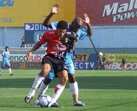 Sporting Cristal vs  FBC Melgar
