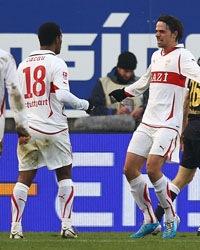 VfB Stuttgart se enfrenta al Benfica