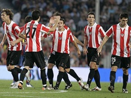 Athletic Club de Bilbao enfrenta al Valencia
