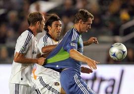 Seattle Sounders FC vs. Los Angeles Galaxy