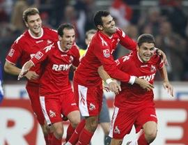 FC Köln enfrenta al Hannover 96