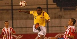 Colombia vs. Paraguay, Sub 17