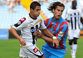 Udinese Calcio vs Catania