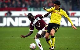 Hamburger vs. Borussia Dortmund