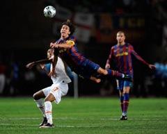 Shakhtar Donetsk vs. Barcelona