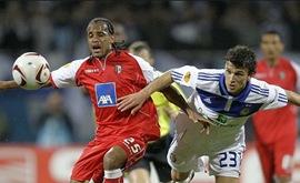 Braga vs. Dinamo Kiev