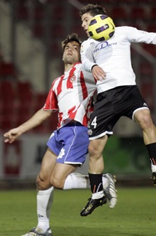 UD Salamanca vs. Girona FC