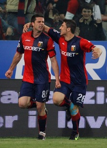 Genoa enfrenta al US Lecce