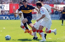 Huracán vs. Boca Juniors