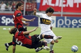 Gimnasia La Plata vs Newell´s Old Boys