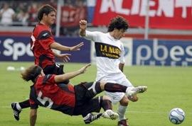 Gimnasia La Plata vs Newell´s Old Boys