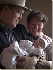 Grampa, Gramma and Elizabeth 5