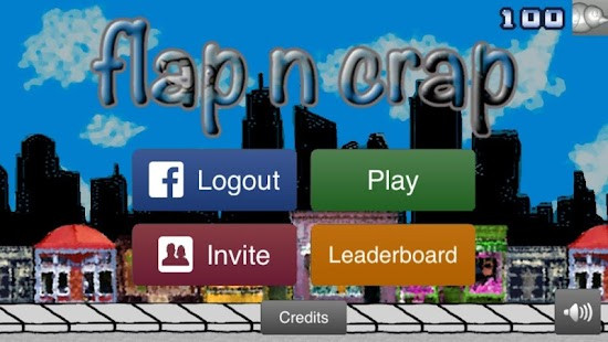 Flap 'n Crap - screenshot