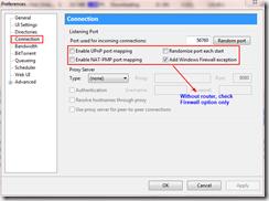 uTorrent 1.8.2: Optimum Speed