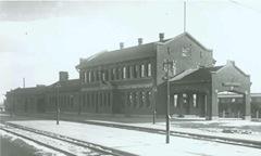 Lewistown Depot (Yogo)-1940