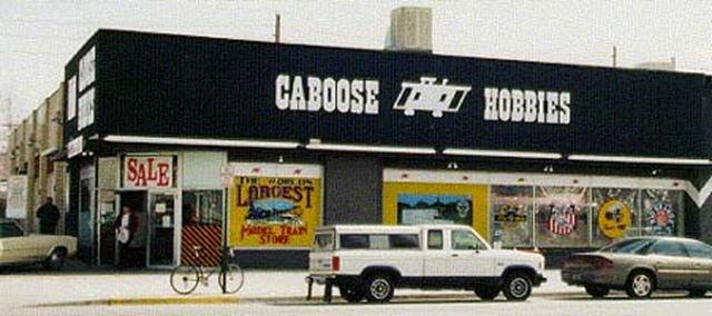 Caboose hobbies closing?/moving?