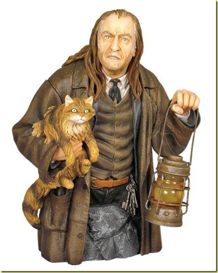 Mini-busto Filch
