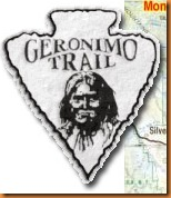 Geronimo Trail logo