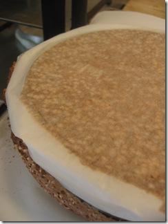 Prickig tårtbotten