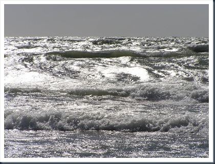 Angry Waves