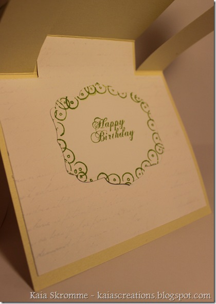 green lilies heartfelt creations spellbinders inside