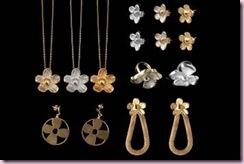 Ariane Arazi's  flower collection