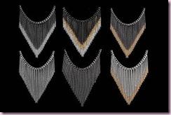 Ariane Arazi Jewelry fringe