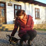 Женя і коте