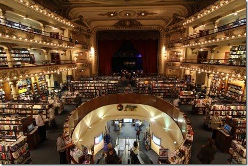 theatre bookstore via google images