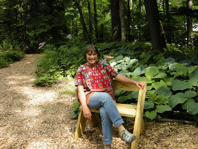 Aldo Leopold 39 S Bench The Crestwood Project