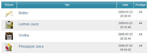 Jax css for Table th nowrap css