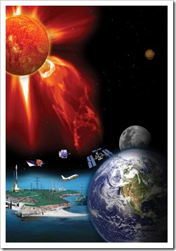 Many technologies of the 21st century are vulnerable to solar storms